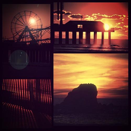sunset sun sunrise flickrandroidapp:filter=mammoth