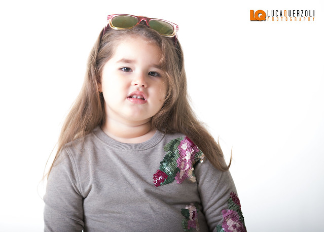 Vittoria - Ritratti Bambina