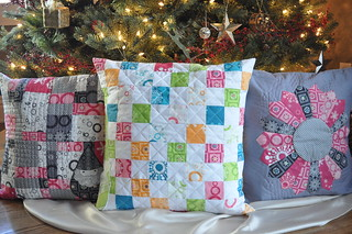 Winterkist Christmas Pillow