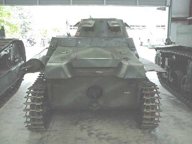 Panzer I Ausf.A (4)