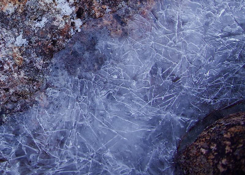 Frostsprengt