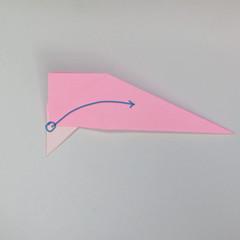 สอนการพับกระดาษเป็นลูกสุนัขชเนาเซอร์ (Origami Schnauzer Puppy) 036