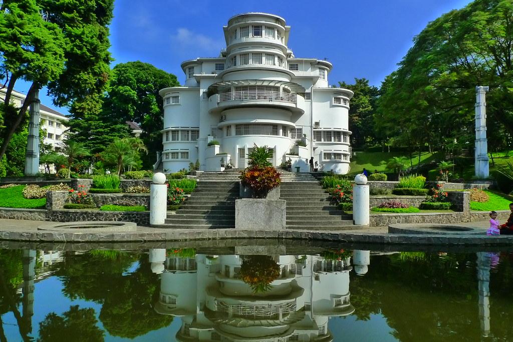Villa Isola - Bandung, West Java, Indonesia | The Art Deco V… | Flickr