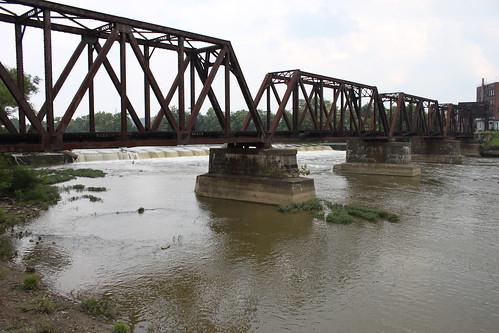 ohio railroadbridge zanesville muskingumriver