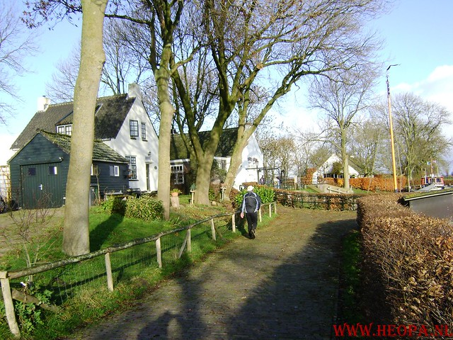 Baarn 40 Km    22-11-2008 (29)