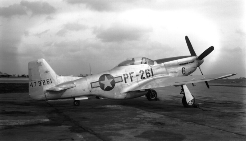Missouri Guard P-51
