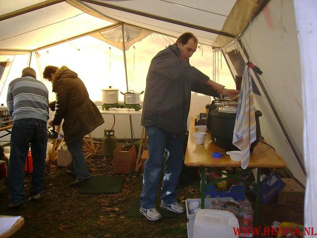 W.S.V.de Trekvogels 09-02-2008 15 Km  Apeldoorn (27)