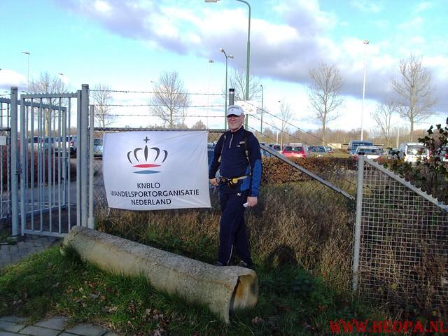 12-12-2009    Winterwandeling  De Bilt 25 Km  (32)