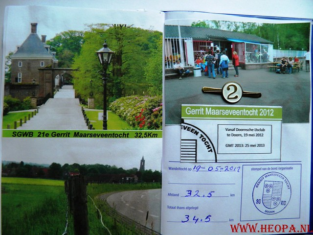 Doorn      19-05-2015         32.5 Km (117)