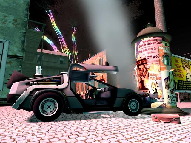 SL13 Spectacular - 1920s Berlin Proect - Birony Delorean