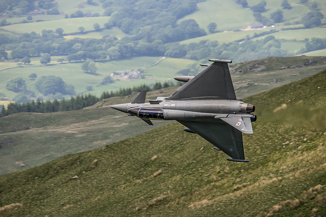 Bwlch top shelf 2 ship Typhoons yesterday.08.06.2016 a long day