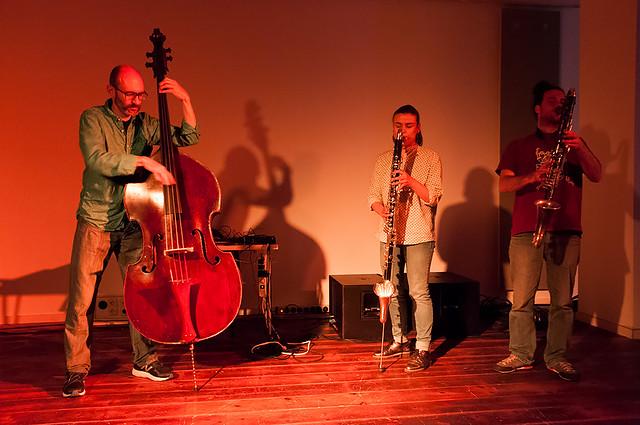 Ziv Taubenfeld / Germaine Sijstermans / Ilya Ziblat - Free improvisation