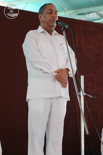 Member Executive Committee, SNM, Radhey Shyam