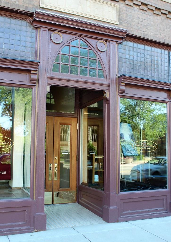 Beau ... Battle Creek, Michigan Storefront Door 1800u0027s | By Randomroadside