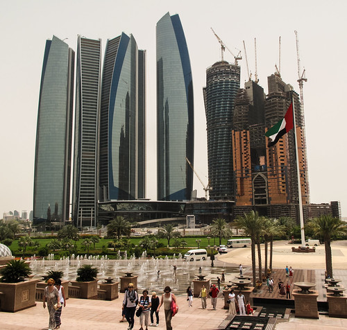 Etihad towers | by Francisco Anzola