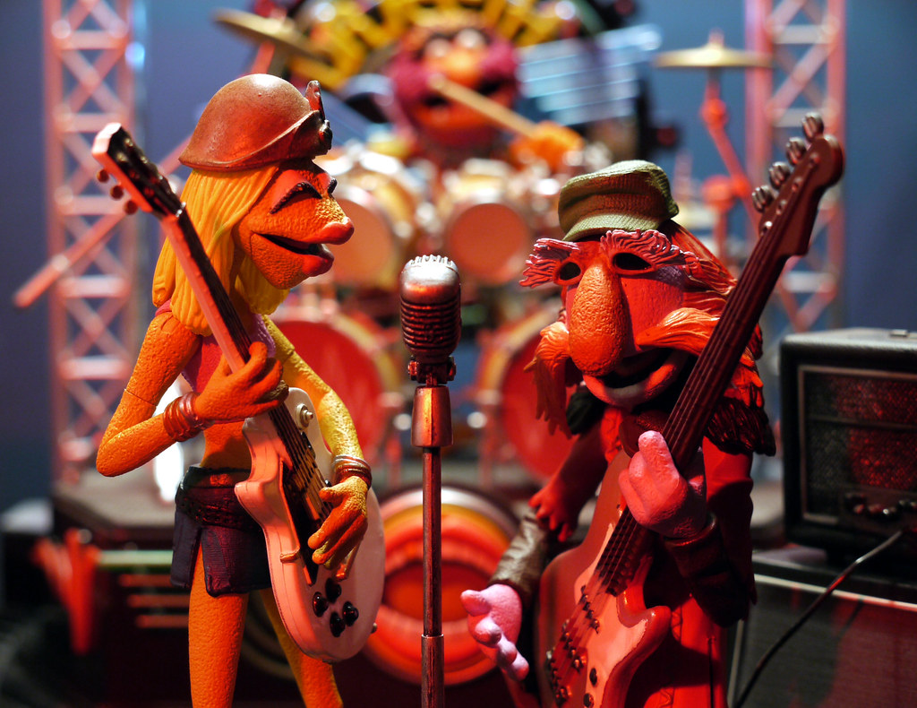 The Muppet Show | ('Janice' & 'Sgt  Floyd Pepper' / Electric
