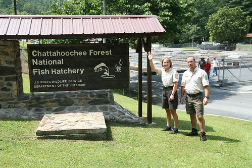 Chattahoochee Forest NFH  in Suches, GA | by USFWS/Southeast