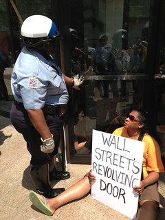 Ann's revolving door | by Occupy Homes MN