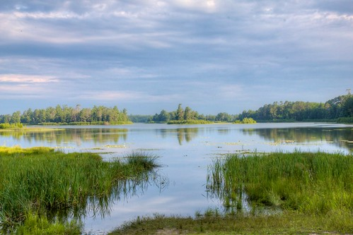 Early morning over Big Muskellunge Lake 7 | by ktgeek
