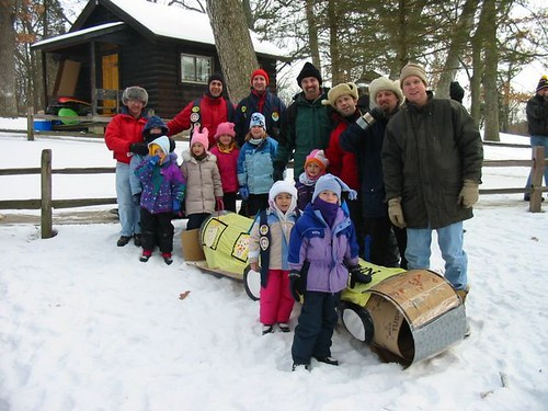 Sequoia Nation Dads and Girls | by Sequoia Nation Indian Guides and Princesses