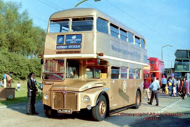 RM1983 ALD983B Aldenham 1983