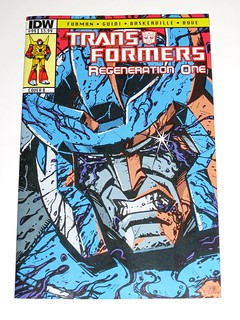 transformers regeneration 1 issue 99 cover b fenruary 2014 idw comic book | by tjparkside