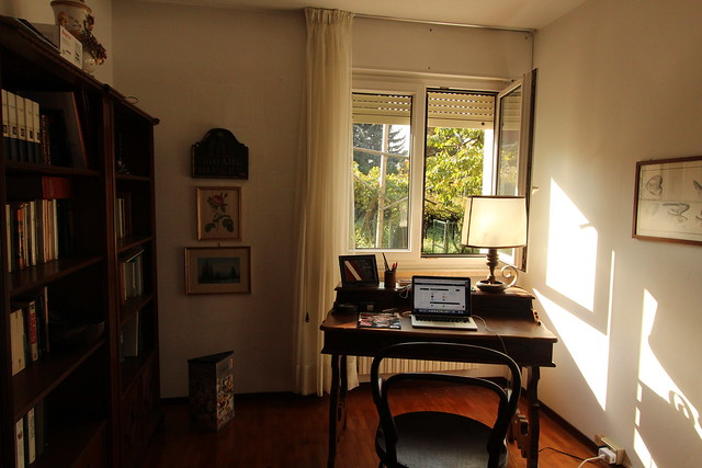 Reclaiming the new home office
