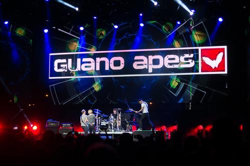 Guano Apes / Havířovské slavnosti 2015