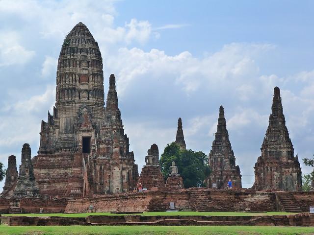 Ciudad histórica de Ayutthaya en Tailandia (Maravillas arqueológicas que ver en el Sudeste Asiático)