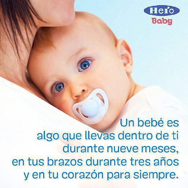 Frasedeldia Un Bebé Es Qué Significa Tu Bebé Para