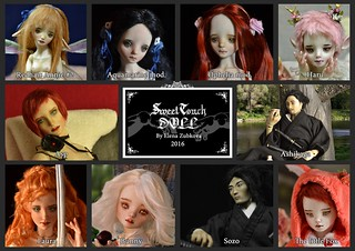 Dolls of 2016 | by SweetTouchDoll