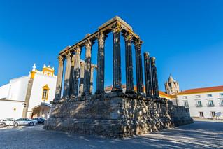 Évora: Roman Temple | by hl_1001