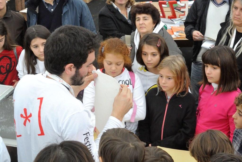 Festival della Scienza 2013 - Porto Antico