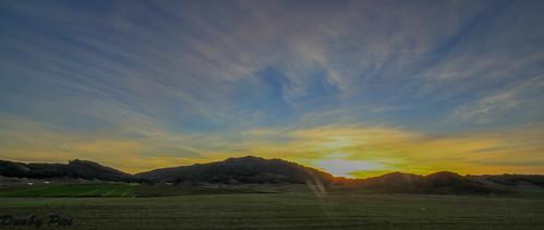 california road county sunset point farm sonoma valley petaluma reyes hicks