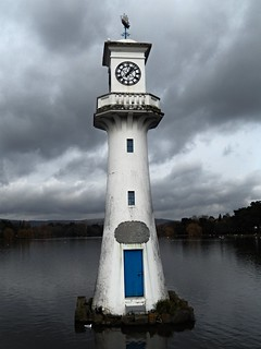Lighthouse, Roath Park, Cardiff