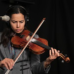 Wed, 11/02/2015 - 11:02am - Rhiannon Giddens Live in Studio A, 2.11.15 Photographer: Nick D'Agostino