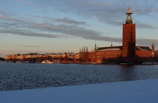 Hôtel de ville - City Hall, Stockholm