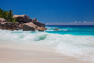 Grande Soeur, a small island  near La Digue, Seychelles | by jmhullot