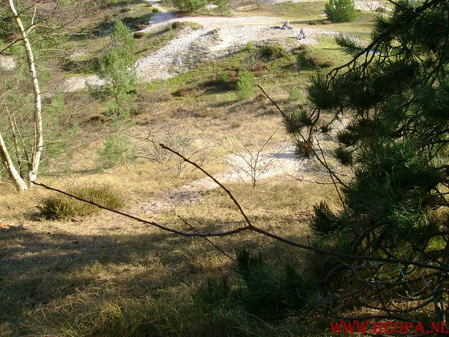 Schoorl 10-02-2008 25 Km (69)
