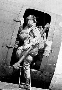 Paracaidista Dia-D