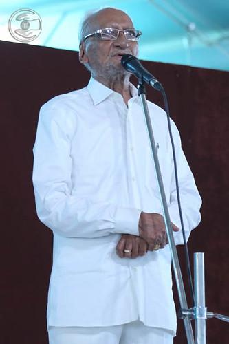 Amrik Singh, Member CPAB SNM, expresses his views