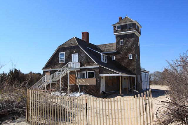 Sandy Hook Visitor Center