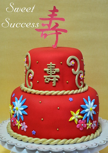 Chinese Birthday Cake 3 | by sweetsuccess888