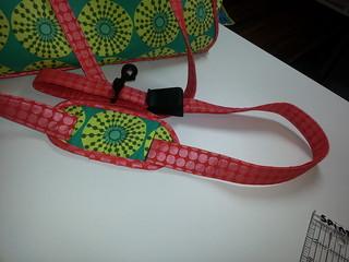padded strap | by Spinsta