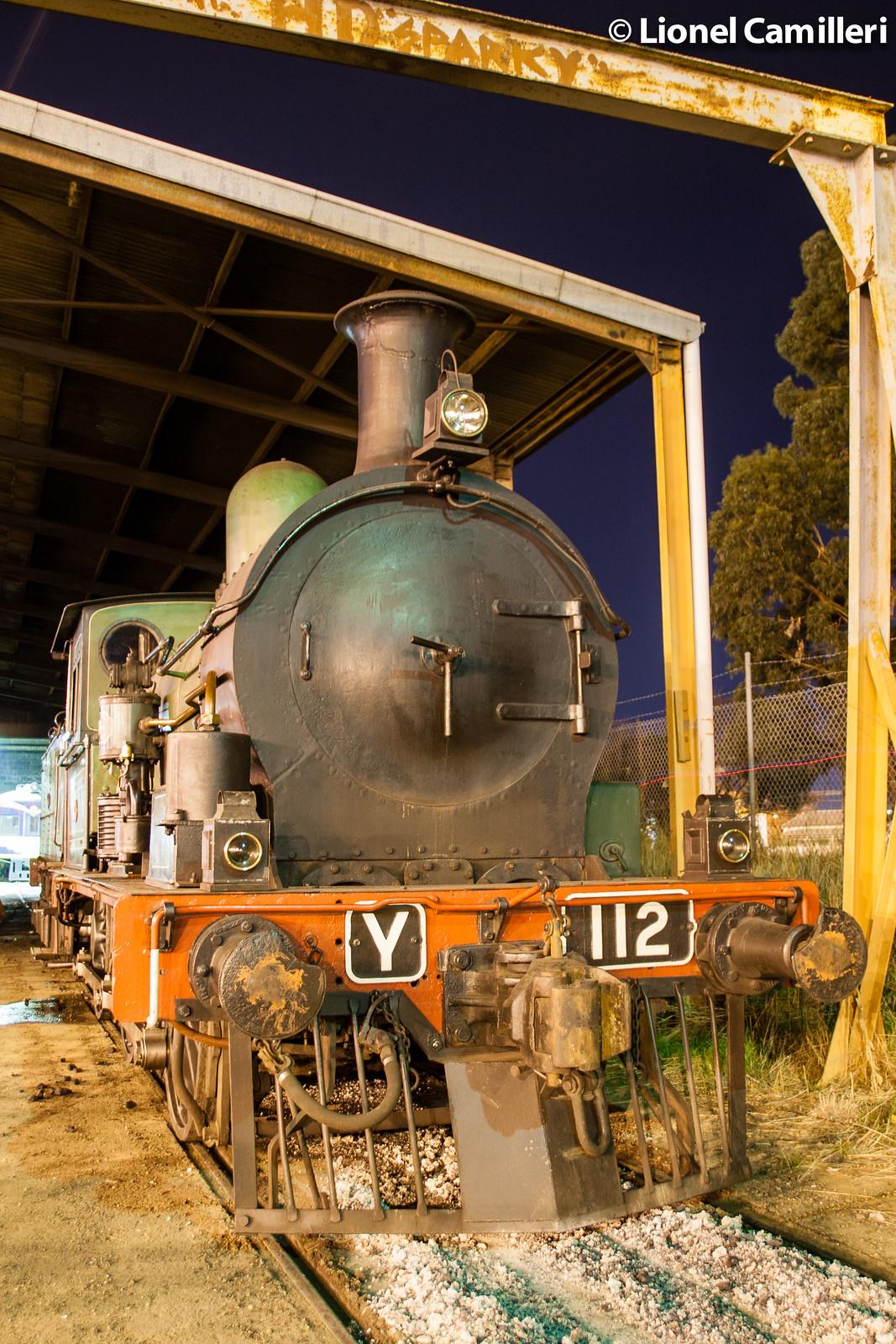Ballarat's Y112 by LC501