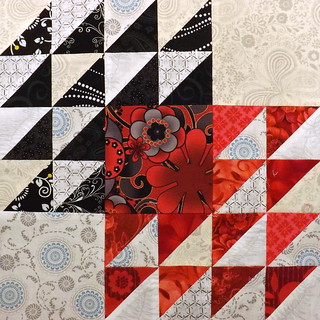 Winged Square 02 Corrected | by Grey Cat Quilts