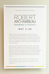 Robert Archambeau - Drawing and Vessels