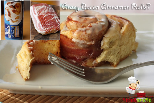 Crazy Bacon Cinnamon Rolls1 | by Thinkarete