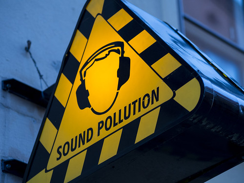 Sound Pollution | by Dark by 4:00