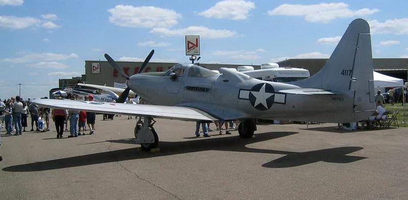 Bell P-63 King Cobra (1)